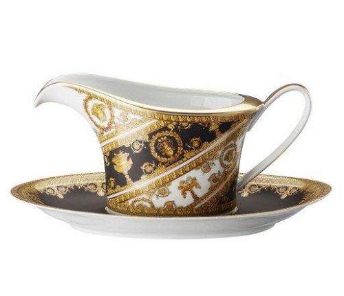 Versace I Love Baroque Sauce-Boat &Stand